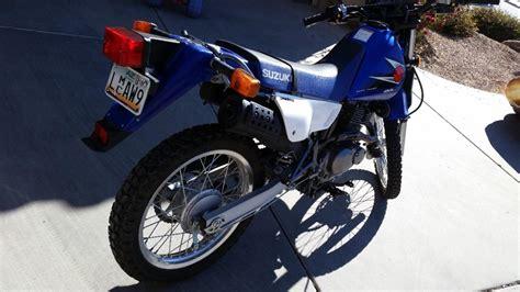 2006 Suzuki Dr200se by 2006 Suzuki Dr200se Motorcycles For Sale