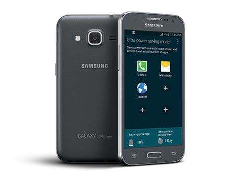 sprint prepaid phones samsung galaxy prime 8gb android smartphone for