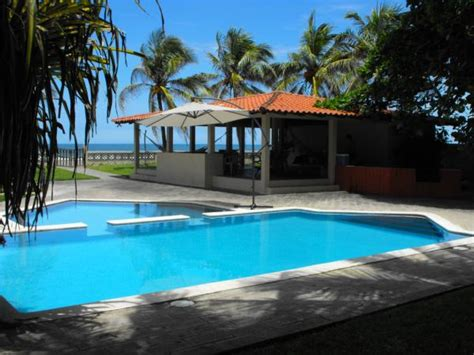 beach house property  rent  la libertad el salvador