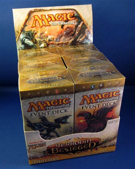 mtg chionship decks 2012 magic the gathering standard tournament decks 2011
