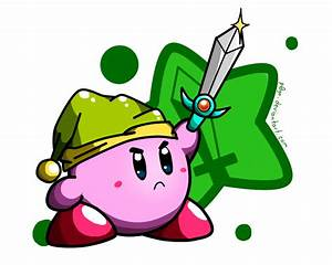 Sword Kirby! by p0Yo on DeviantArt