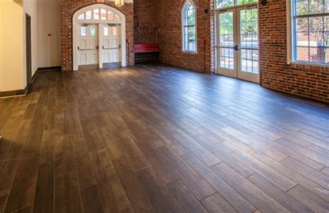 why wood you specify wood look porcelain tile versatile