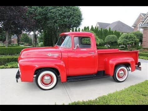 ford  pickup classic muscle car  sale  mi