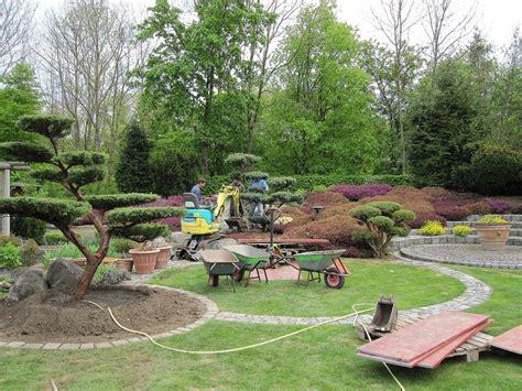 Garten Und Landschaftsbau Ffb by Garten Landschaftsbau W 252 Rstle Gartenland
