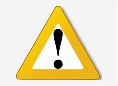 Clipart Contraindication Contraindications Caution Triangle Warning Seekpng