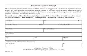 4506 t request for transcript of tax return