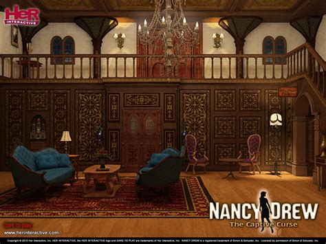 Amazon.com: Nancy Drew: The Captive Curse - PC/Mac: Video