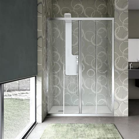 Profili Alluminio Per Box Doccia by Box Doccia Con Profili In Alluminio Per Hotel Idfdesign