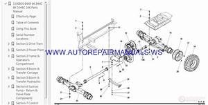 Lull  Jlg  Telehandlers Parts Manual