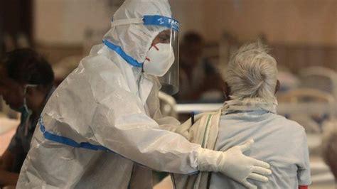 India coronavirus: New record deaths as virus engulfs ...