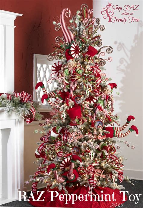 peppermint toy collection raz  trendy tree blog