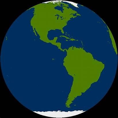 Globe Spinning Australia Commons Wikimedia Mapas Wiki