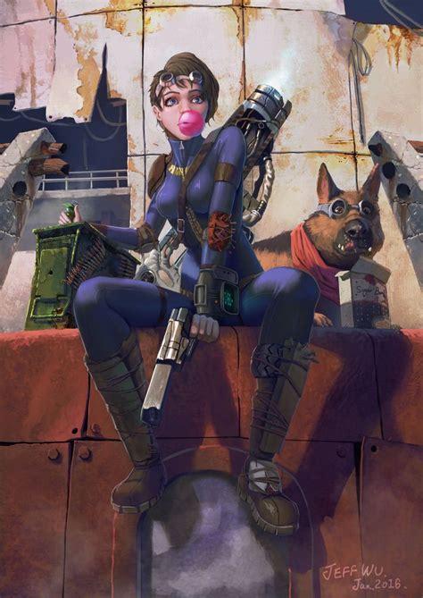 Best 25 Dogmeat Fallout Ideas On Pinterest Bethesda