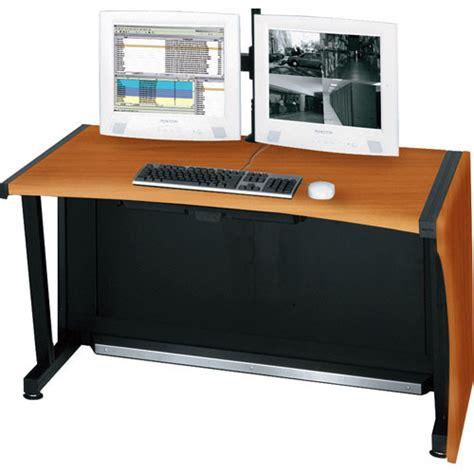 middle atlantic desk middle atlantic 48 quot lcd monitoring command ld 4830hm