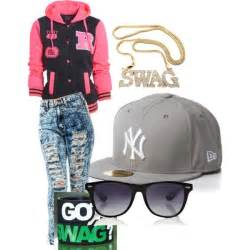 Teen Girl Swag Outfits Polyvore