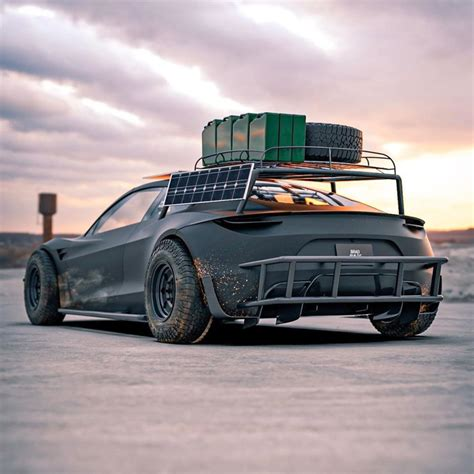 Tesla Roadster Ready for the Apocalypse - The Next Avenue