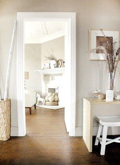 white trim greige walls dark honey floors ideas   pinterest white trim