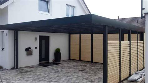 Garage Talheim by Moderne Carports My Home Ideas In 2019 Stahlcarport