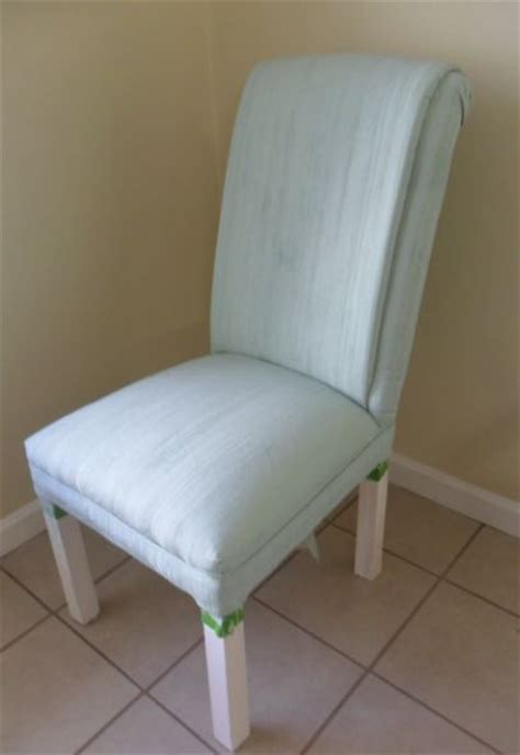 painting fabric furniture  chalk paint