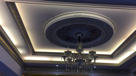 New Decor Hall Roof Decoration False Ceiling Design Buy