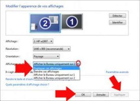 affichage bureau windows 7 affichage windows 7 astuces pratiques