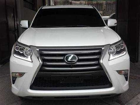 White Brand New Lexus Used Cars In Manila  Mitula Cars