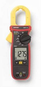 Amprobe 320 600a Acdc Trms Clamp W   Motor Testing