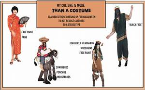 SGA sparks discussion on Halloween costumes and cultural ...