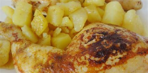 cuisiner le poulet en sauce cuisse de poulet rôtie sauce curry aux fourneaux