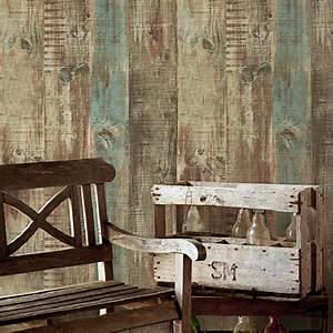 Wall Art Tapete : european vintage mural wallpaper wood striped flock wall paper papel de parede tapete decor ~ Eleganceandgraceweddings.com Haus und Dekorationen