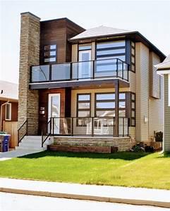 Belle Maison Moderne : belle maison moderne 3br avec balcon saskatoon ~ Melissatoandfro.com Idées de Décoration