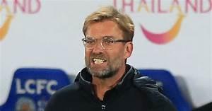 "Jurgen Klopp feeling ""really sick"" after Leicester dump ..."
