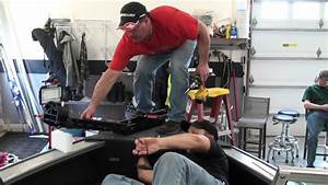 Installing Motorguide Tour Edition Bow Mount
