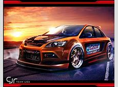 Ford Focus St Tuning, ford focus rs tuning wallpaper