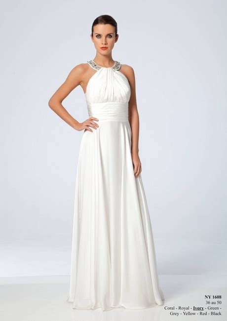 robe blanche mariage civil robe blanche pour mariage civil