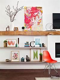 floating shelves ideas Ideas for Floating Shelves