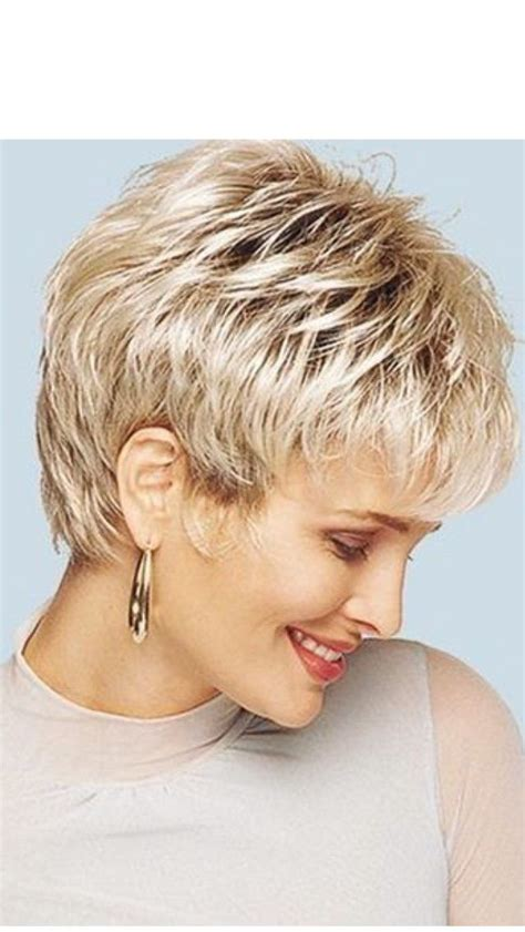 12 best Short hairstyles for women over 70 images on