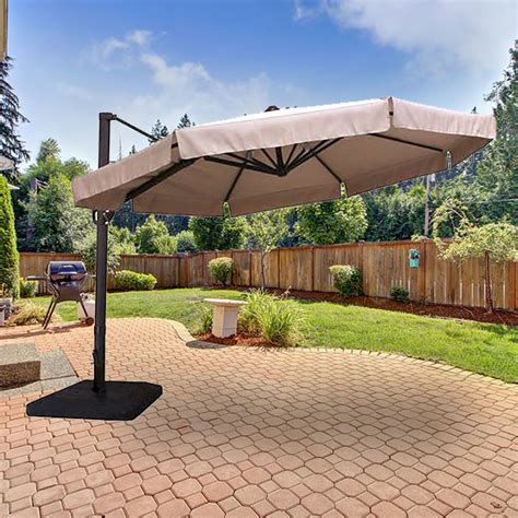 replacement canopy for 2014 11ft offset umbrella garden winds