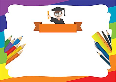 Childrens Educational Background Creative Posters