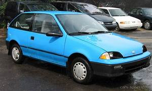 1994 Geo Metro Hatchback Specifications  Pictures  Prices
