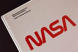 Nasa Graphics Standards Manual  2015 Reissue