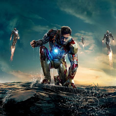 wallpaper iron man    movies