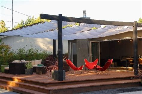 sun shade deck patio covers garten