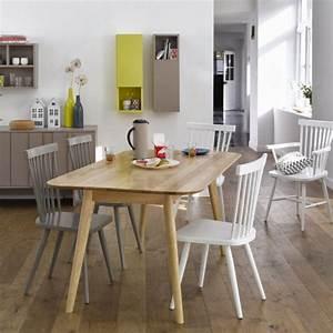 Table Cuisine Scandinave : une table de repas style scandinave joli place ~ Melissatoandfro.com Idées de Décoration