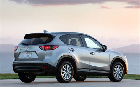 mazda vehicles for 2014 mazda cx 5 gets 185 hp 2 5l i 4 new cars reviews