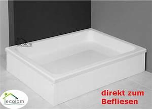 Duschtasse 80 X 100 : duschwanne duschtasse rechteck 100x80 120 x 90 x 26 cm dusche acryl grawello ebay ~ A.2002-acura-tl-radio.info Haus und Dekorationen