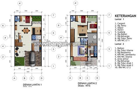 desain rumah minimalis lantai lahan desain rumah