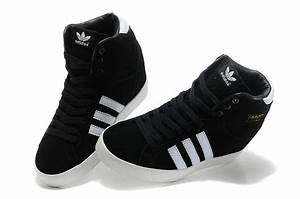 Adidas Originals Increase Women's High Heeled Shoes Black ...