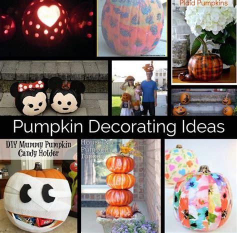 Creative Pumpkin Decorating Ideas by Creative Pumpkin Decorating Ideas And Block