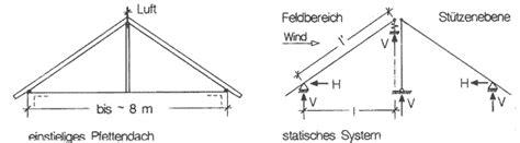 statische berechnung dachstuhl die statik der dachkonstruktionen vom pfettendach und